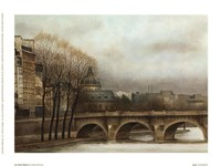 Le Pont Neuf Fine Art Print