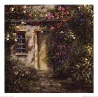 Cottage Hideaway Fine Art Print