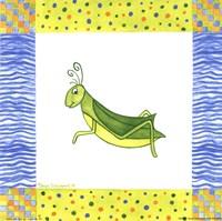 George Grasshopper Fine Art Print