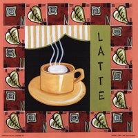 Coffee-Latte Fine Art Print