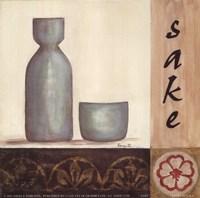Sake Fine Art Print