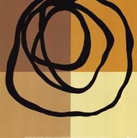 Swirl Pattern I Fine Art Print