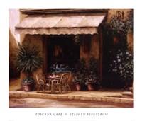 Toscana Cafe Fine Art Print