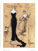 Couture I Fine Art Print