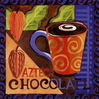 Azteca Chocolate Fine Art Print