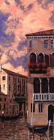 Venice Sunset I Fine Art Print