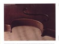 Violin I Framed Print