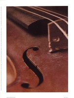 Violin IV Framed Print