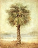 Mirage Palm I Fine Art Print