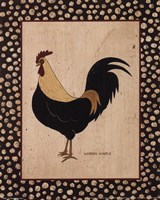 Goldfeather Chicken Fine Art Print