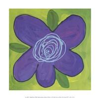 Purple Flower Fine Art Print