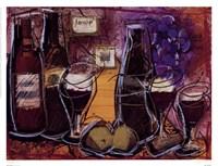 Wine Tasting l Fine Art Print