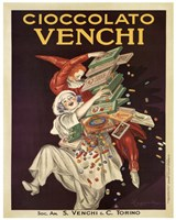 Cioccolato Venchi Framed Print