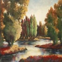 Sullivan's Creek II Fine Art Print