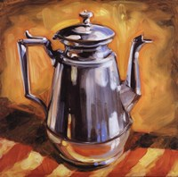 Tea Pot I Fine Art Print