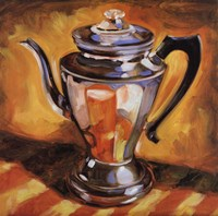 Tea Pot II Fine Art Print