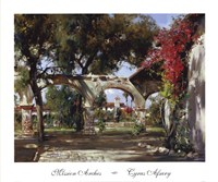 Mission Arches Fine Art Print