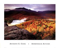 Adirondack Autumn Fine Art Print