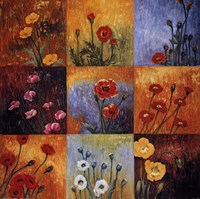 Poppy Fields Fine Art Print