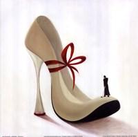 Highheels - Romance Fine Art Print