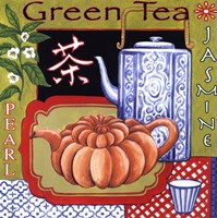 Asian Tea Fine Art Print