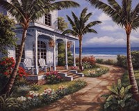 Summer House I Fine Art Print