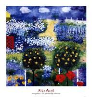 Rose Garden Fine Art Print