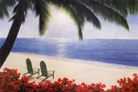 By The Sea Fine Art Print