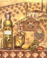 Flavors Of Tuscany II - Mini Framed Print