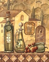 Flavors Of Tuscany III - Mini Framed Print