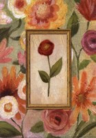 Sweet Romance III - Petite Framed Print