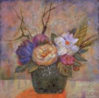 Peach Blossom Fine Art Print