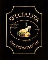 Specialita Gastronomiche - Mini Framed Print