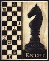 Classic Knight Fine Art Print