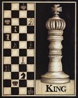 Classic King Fine Art Print