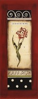 Belgian Tulip I - Petite Framed Print