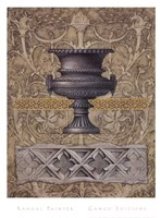 Gothic Quatrefoil 2 Fine Art Print