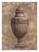 Classical Urn Series #1-B Fine Art Print