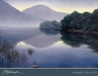 The Loch Fine Art Print