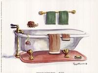 Vintage Tub Fine Art Print