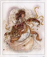 Angel Of Faith Fine Art Print