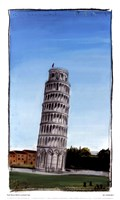 World Landmark Italy Fine Art Print