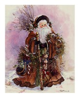 Santa's Bounty Fine Art Print