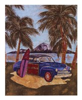 Surfin' Safari ll Fine Art Print