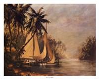 Rum Cay Fine Art Print