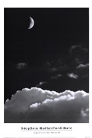 Aspects Of The Moon III Fine Art Print