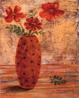 Modern Vases III Framed Print