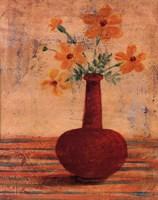 Modern Vases IV Framed Print