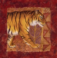 Tiger Safari Fine Art Print