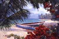 Tropical Hideaway Fine Art Print